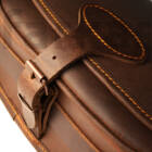 Akah pull-up bivaly bőr tradicionális vadász táska prémium
